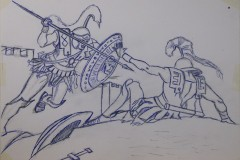 Ettore contro Achille