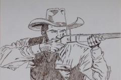 Tex con Fucile