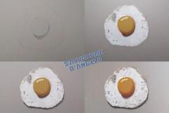 Uovo Fritto - Progress