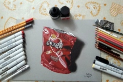 Chipsters - Materiali