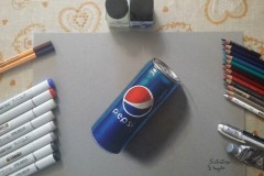 Pepsi Cola - Materiali