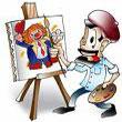 Come organizzare un concorso di pittura online