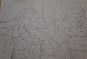 Come Disegnare il soggetto per un dipinto