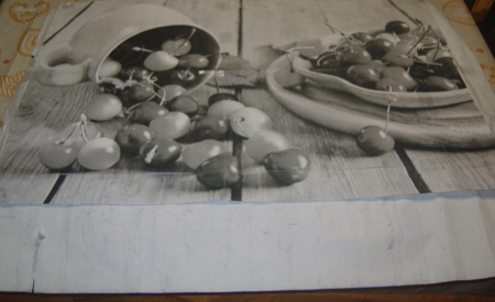 Disegno Carta Grafite Tela