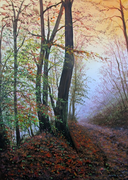 Claudio Costa - Misty Morning Walk