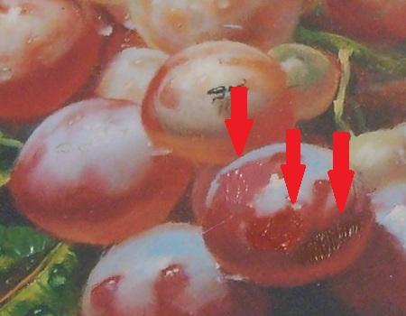 Colore uva