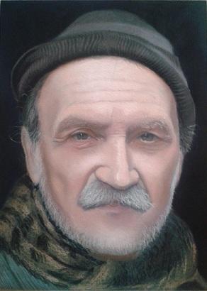 Ritratto di Raffaele - Corso di Ruben Belloso Adorna