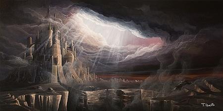 Teodoro Quarto - Fra Cielo e Terra