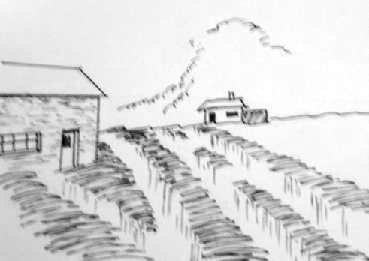 come-disegnare-riflessi-paesaggio-5