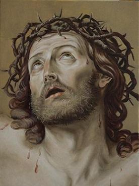 Copia Cristo - Guido Reni - 3° Fase Colore
