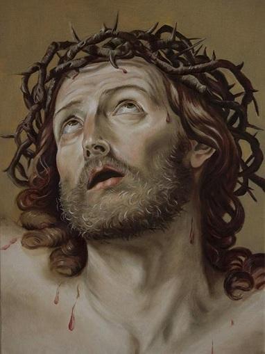 Copia Cristo - Guido Reni