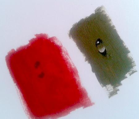 Dipingere Gocce d'Acqua