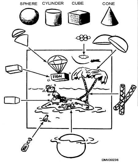 Forme di Base in Natura