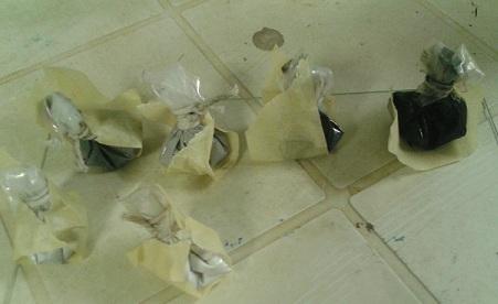 Grisaglia - Ballotte di Plastica