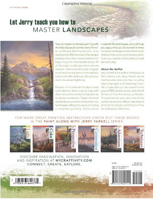 Jerry Yarnell andscape painting secrets - Immagine