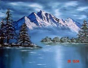 Foto di un dipinto con data
