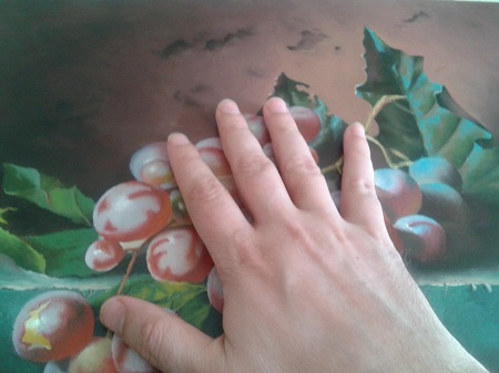Oliatura - Stendere l'olio