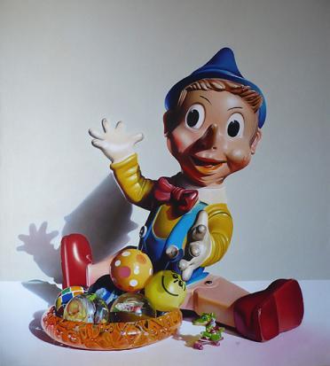 Pinocchio - Paolo Tagliaferro