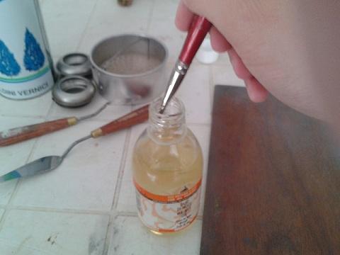 Preparazione della tavolozza dei colori