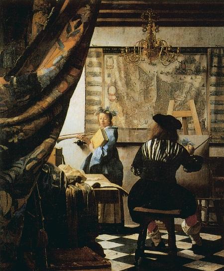 Poggiapolso - Vermeer