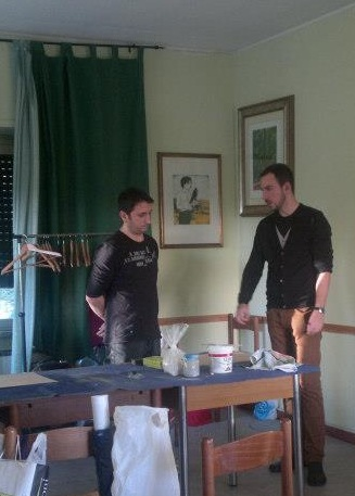 Ruben e Salvatore