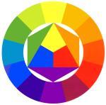 Questa immagine mostra una Ruota Cromatica